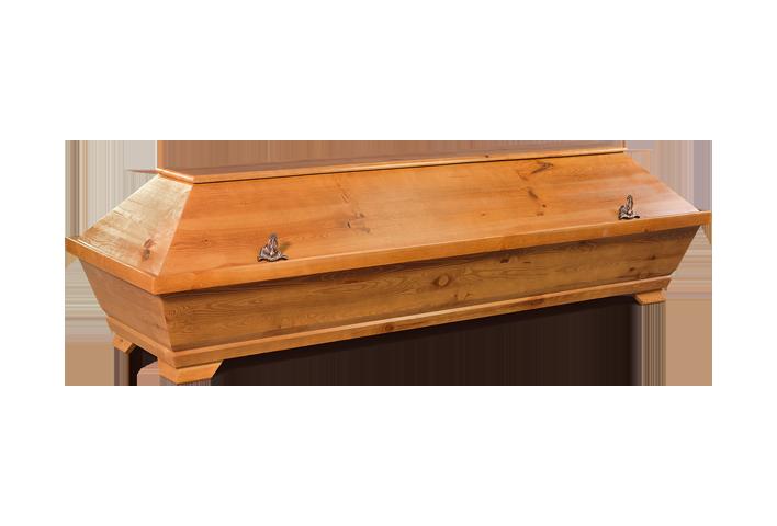 RUSTIKAL – 1 K KIEFER | Kremationssarg