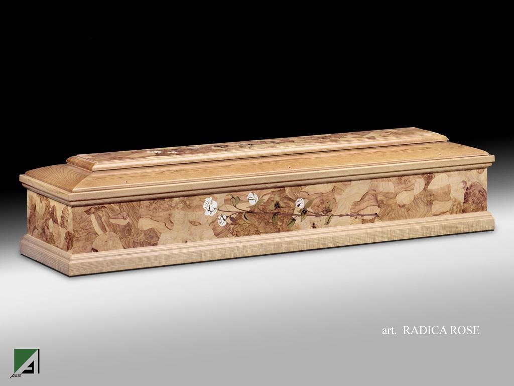 Abb. 5 – Sarg aus Produktkatalog, Aust Bestattungsbedarf